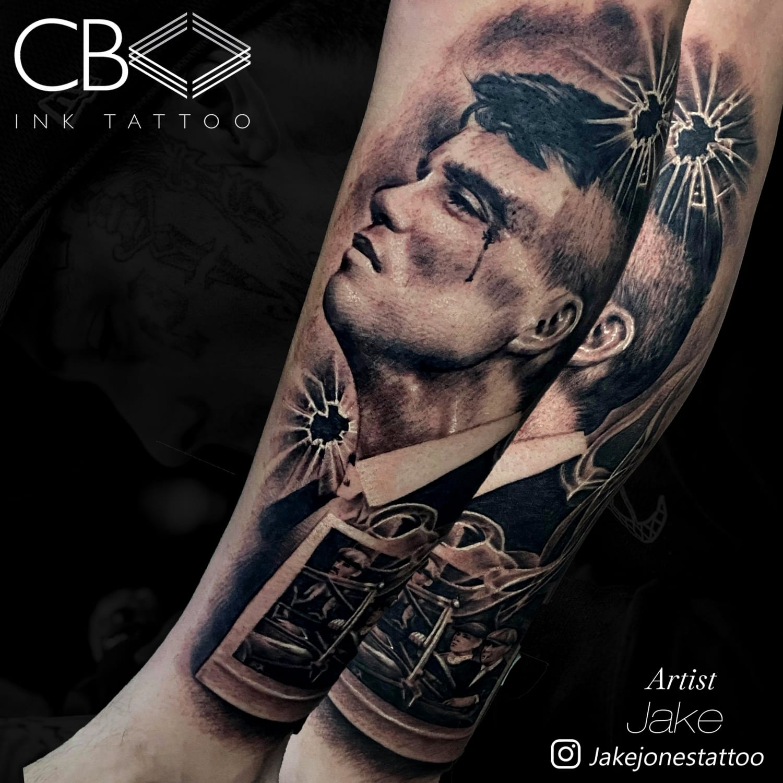 realism portrait tattoo artist